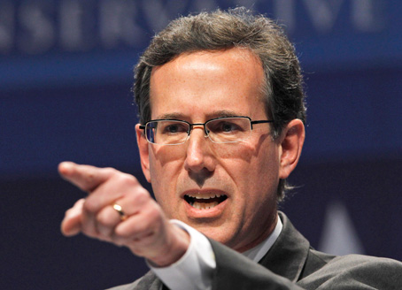 Rick Santorum: 'Smart People' Will Never Be On Our Side